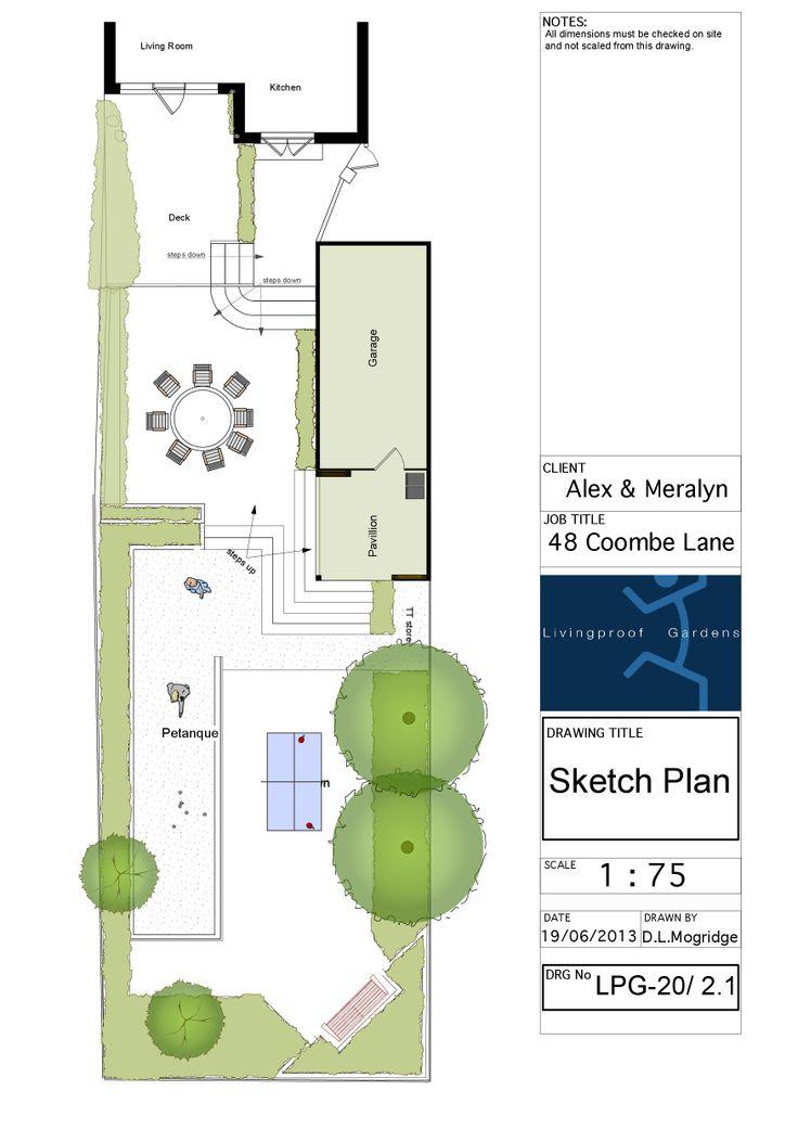 AM's sketchplan