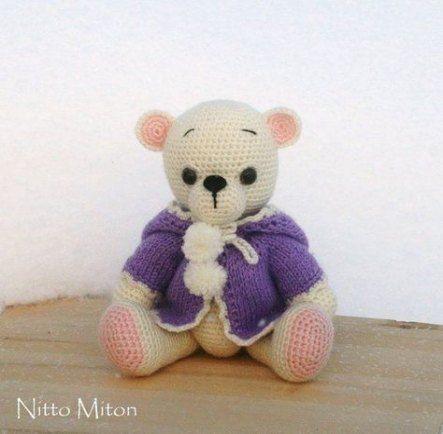 Crochet kids toys teddy bears 41 ideas