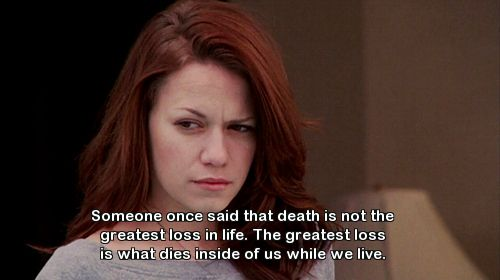 "31 Times ""One Tree Hill"" Perfectly Described Growing Up"