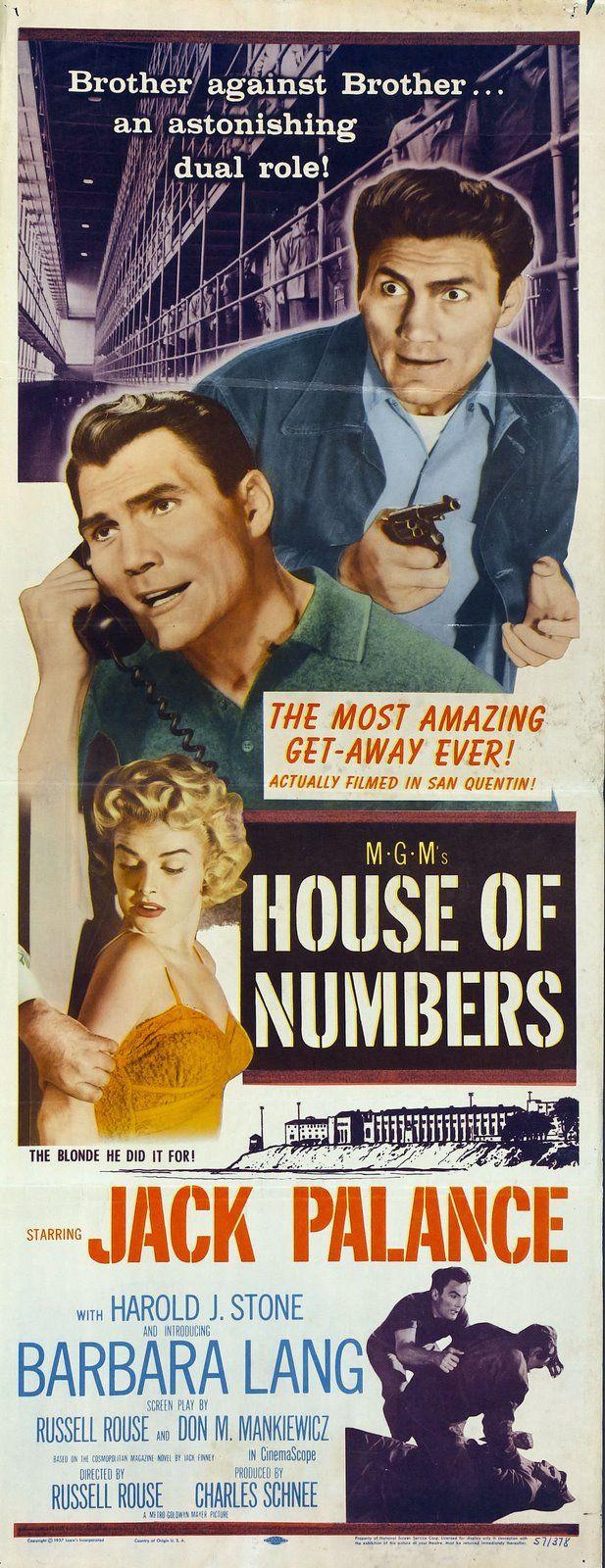 A casa dos homens marcados (1957)