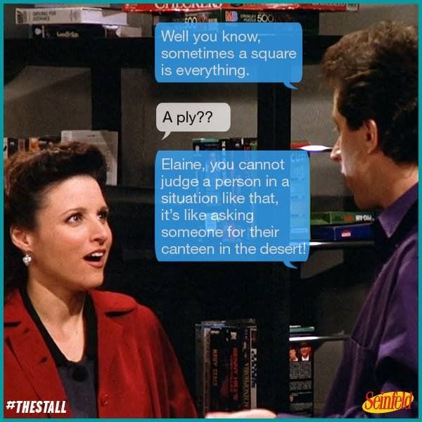 Elaine Benes Christmas Card Daily Inspiration Quotes