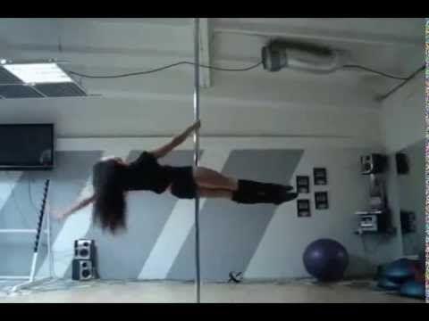 Лучший танец на шесте - YouTube