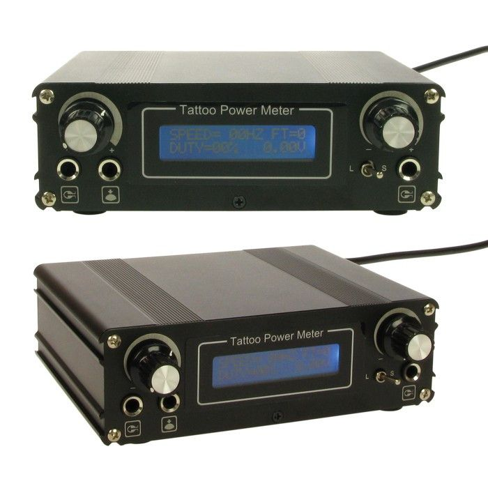 Saturn Digital Power Supply -£99.99   #powercordpedal #tattoosupplies #magnumtattoosupplies