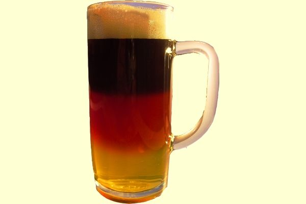 Deutschland Bier Schwarz-Rot-Gold