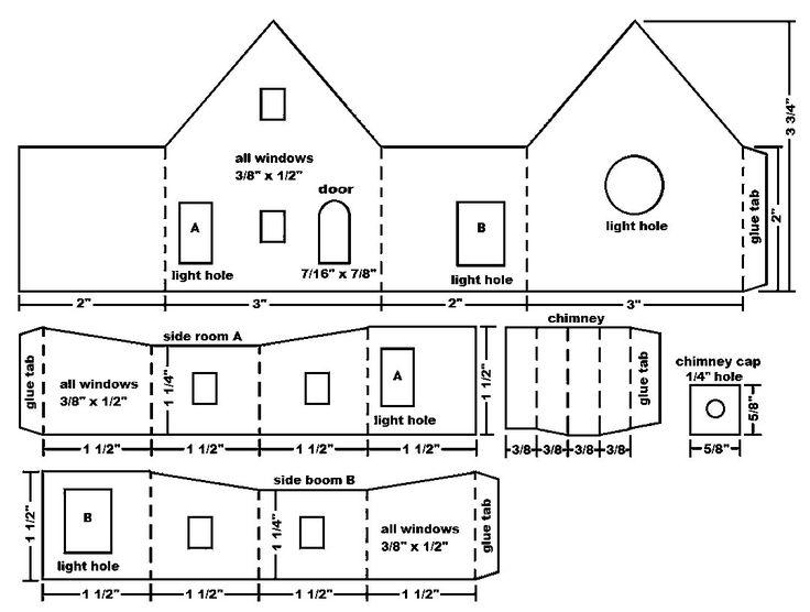 Casas de navidad, Pueblos navideños and House on Pinterest
