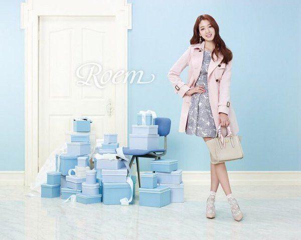 Park Shin Hye #Roem