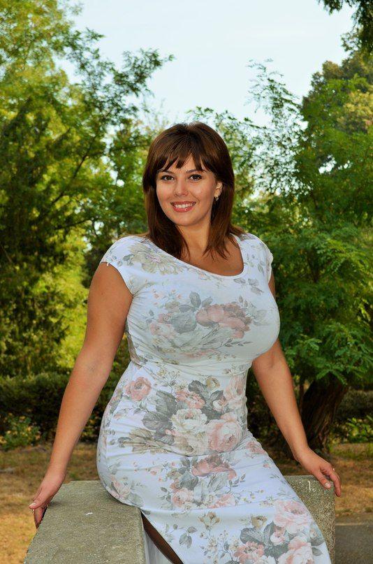 Busty Russian Woman: Nina P | Nina Potrapeliuk | Pinterest