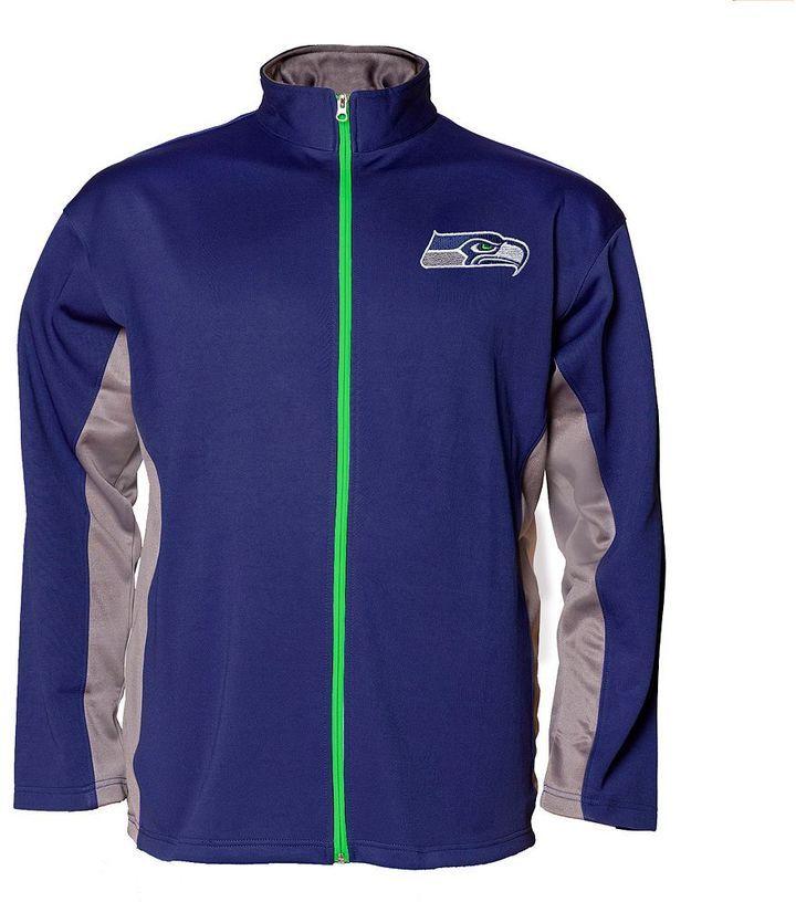 Big & Tall Seattle Seahawks Jacket
