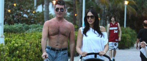 Sorry Simon, We Won't Be Putting That Outfit Through why is he always in the same clothes?