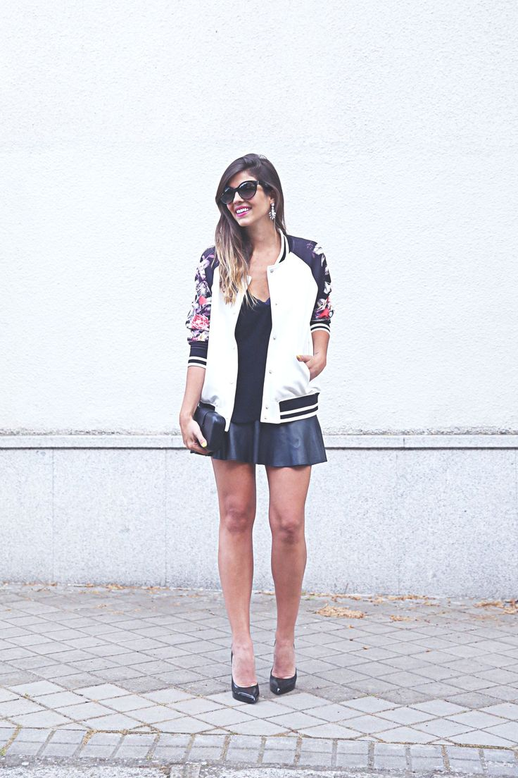 MODA - BOMBER JACKET - Juliana Parisi - Blog
