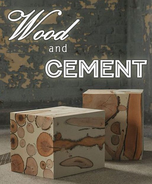 Cemcretology - Cemcrete's blog - Wood and Cement
