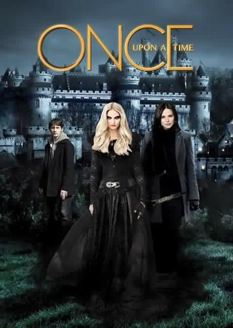Awesome Emma Regina Henry on an awesome Once poster for Once season 5