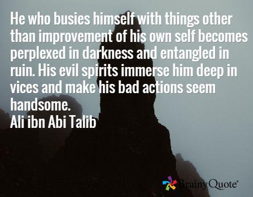 Ali ibn Abi Talib Quotes Ali and Quotes
