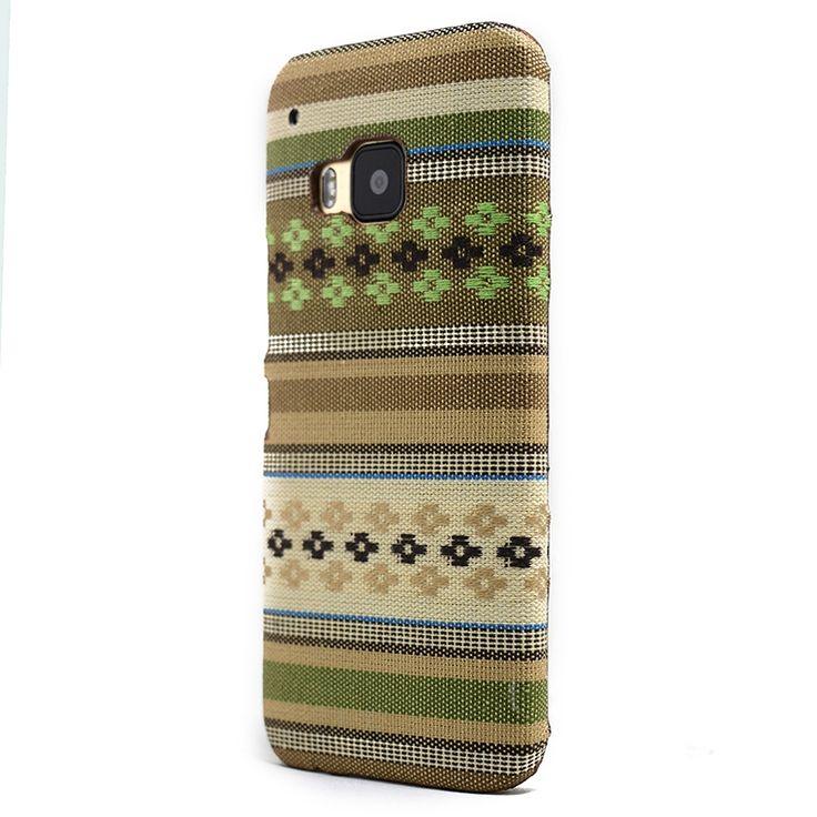 Mobilce | HTC M9 KILIM DESEN KREM Mobilce | Cep Telefonu Kılıfı ve Aksesuarları