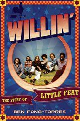 The legendary band Little Feat was formed in 1969 by brilliant but troubled singer, songwriter, and guitarist Lowell George. While the band has undergone multiple lineup changes since then, it's still going strong over four decades later, offering an eclectic mix of rock, blues, R&B, country, jazz, soul, and funk.In his new book Willin': The [...]