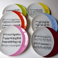 Les partitions de musique