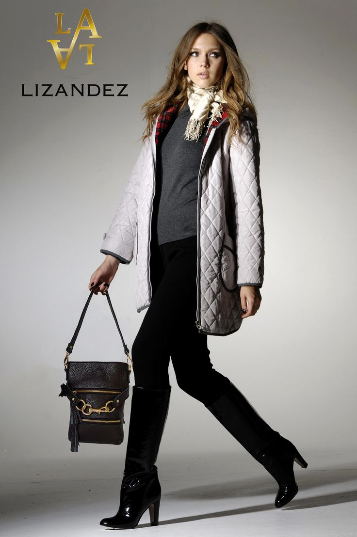 The medium sized leather luxury handbag