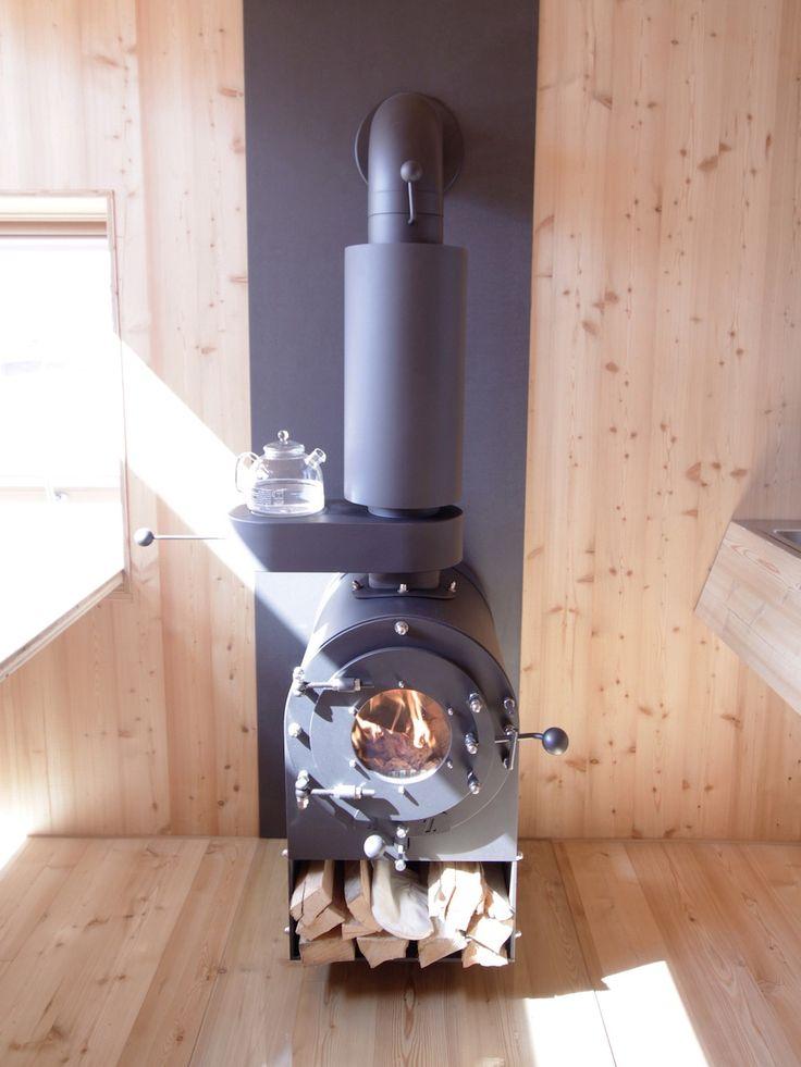 Really cool stove