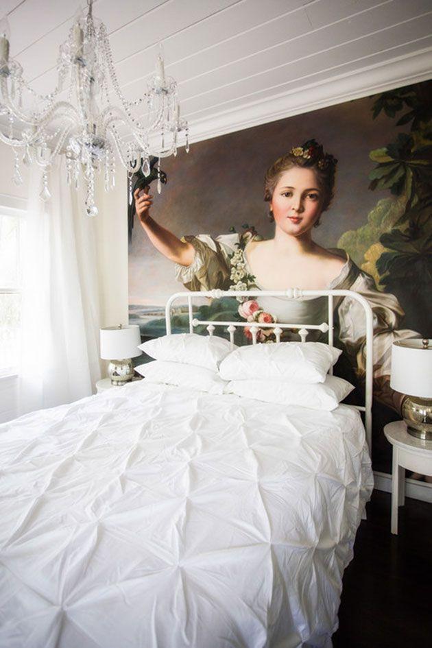 30 fotos para decorar un dormitorio vintage moderno