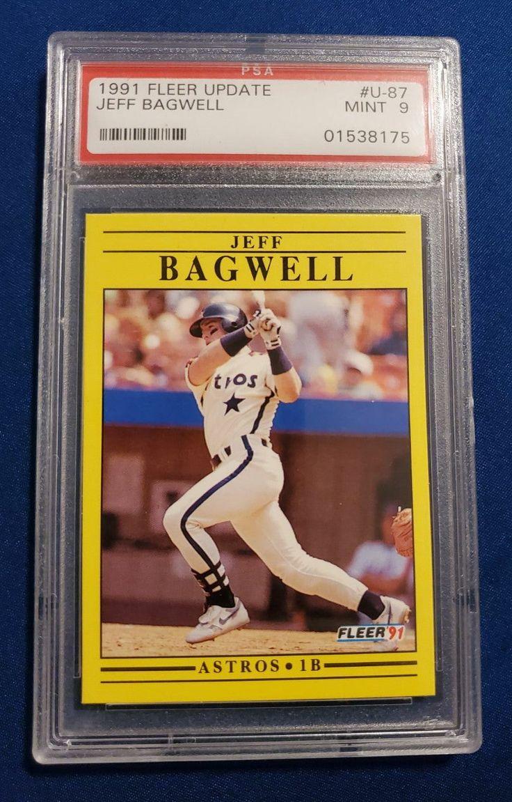 1991 topps baseball cards psa