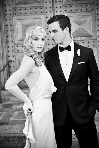 gatsby photo shoot   Great Gatsby Art Deco Flapper Groom Style: Dressed to the nines by ...