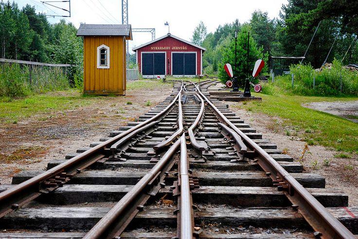 Kovjoki Museum Railway (Finland)