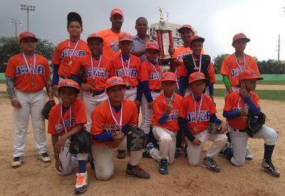 Armario de Noticias: Academia La Javilla obtiene corona justa béisbol 9...