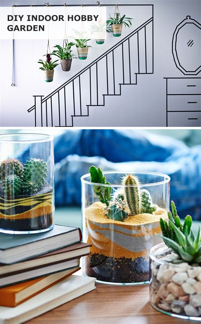 diy indoor hobby garden ikea ideasurban