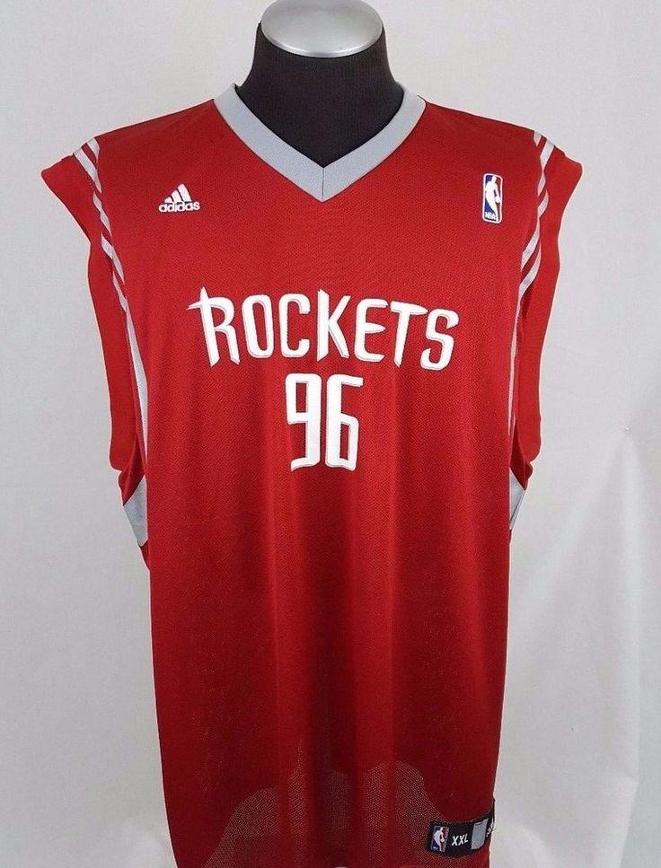 Houston Rockets Ron Artest Metta World Peace #96 NBA Adidas Team Jersey Size 2XL #adidas #HoustonRockets