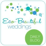 Eco wedding ideas - this is a daily blog of ideas. I'm not sure if the bride would be into this, but thought it was worth a pin. :)