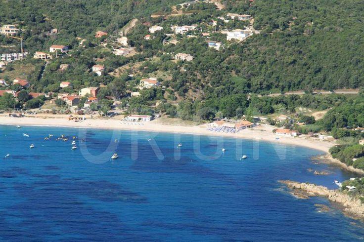 Plage de Favone - Plages Corse - My Corsica