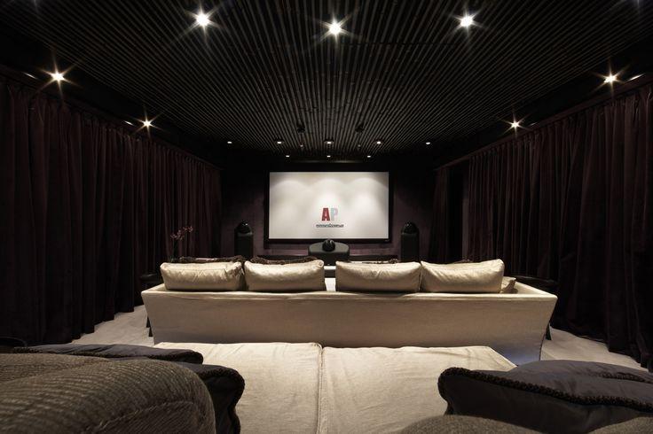 Домашний кинотеатр и умный дом