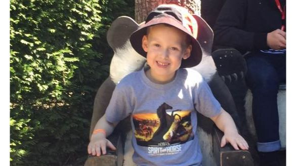 Louise's son Dylan has autism and is in need of a companion dog, which will calm Dylan down when he is upset and provide constant support when he is scared. #itsMYCAUSE #crowdfunding #fundraising #autism #assistancedog #companiondog