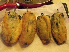 chili relleno recipe | Working Mami on a Budget: Recipe: Chile Rellenos (stuffed poblano ...