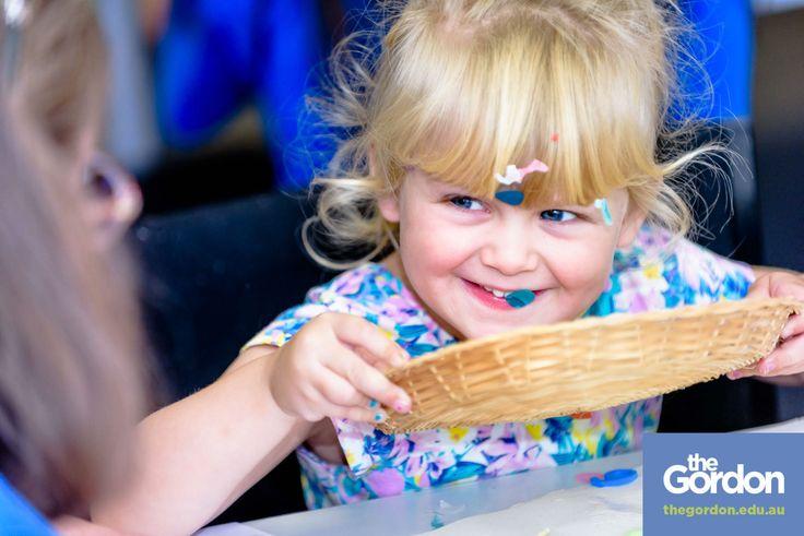#study #childrensservices @ #thegordon   #play #fun #confetti   #geelong #werribee   www.thegordon.edu.au/childrensservices