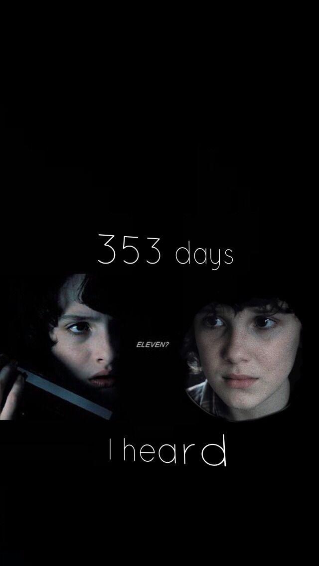 Mike: eu te esperei toda noite por.. 11: 253 dias.. Eu sei Mike. Eu estava lá