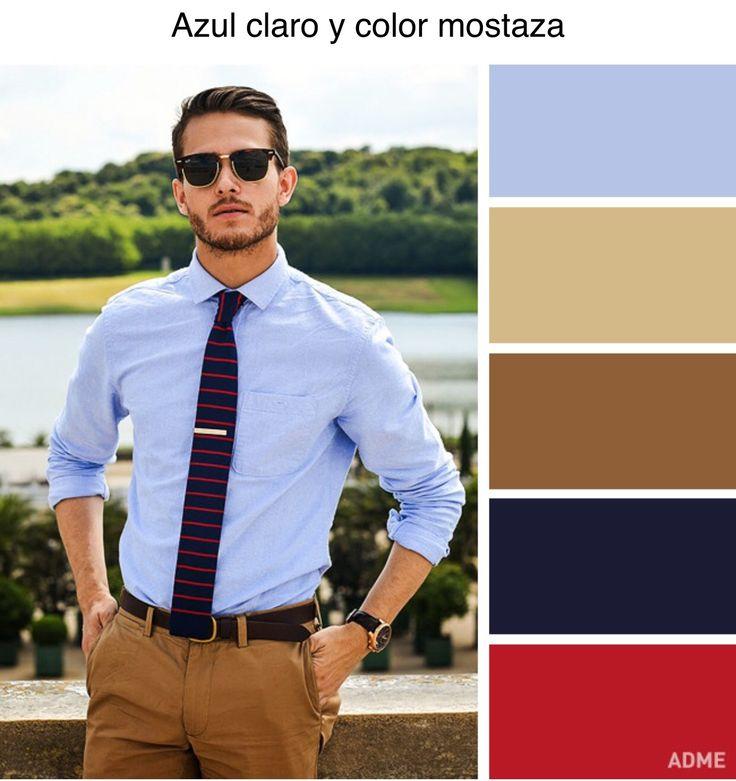 Combinación de colores perfectos