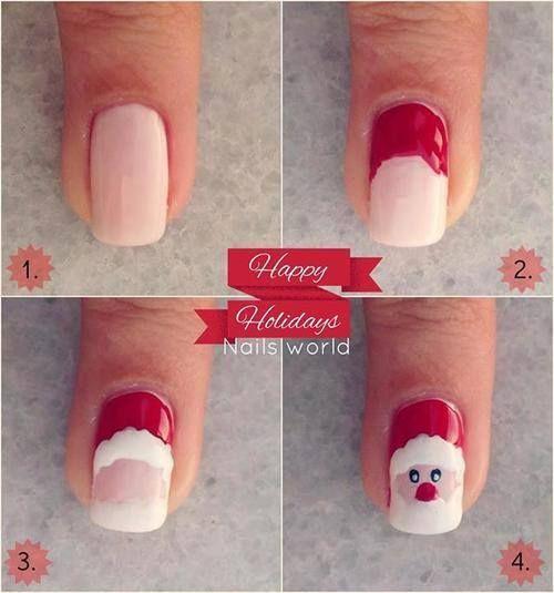 nails art holidays