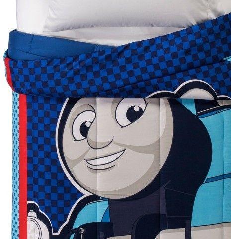 Thomas the Train Thomas & Friends® Thomas the Tank Engine Blue & Red Comforter (Twin)