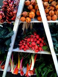 Marrickville Organic Food Markets - Sundays 8:30am till 3pm. Addison Road Community Centre, 142 Addison Road, Marrickville.