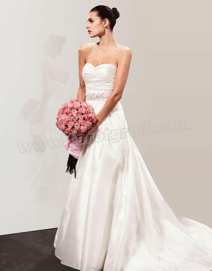 12 besten Brautkleid Bilder auf Pinterest | Hochzeitskleider ...