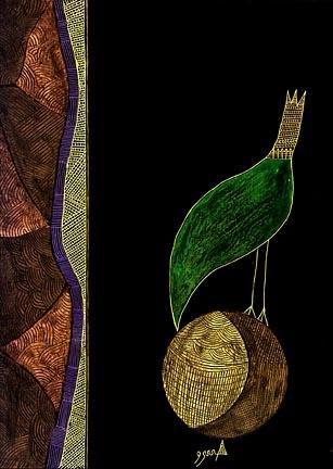 Khosro Brahmandi, Iranian artist