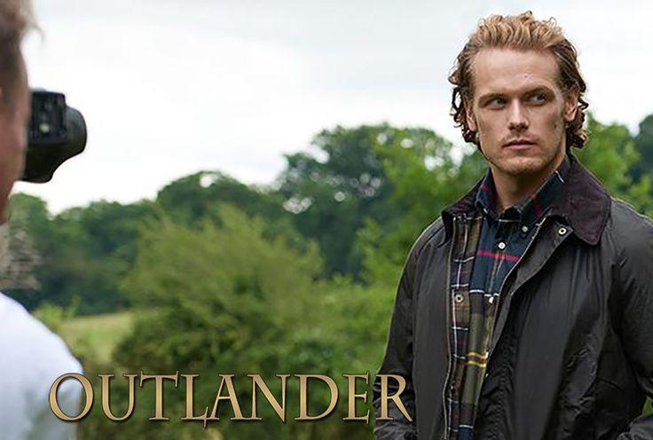 Sam Heughan, el actor escocés protagonista de la serie de STARZ, Outlander, es la nueva imagen y embajador de la marca Barbour. En la entevista a Harper's