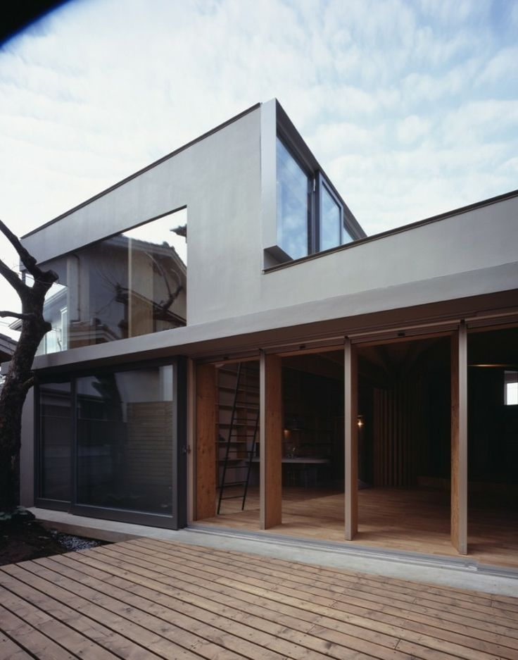 Tree House / Mount Fuji Architects Studio Home Design Ideas