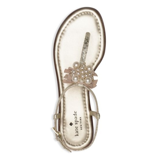 kate spade: i actually wore shoes from j.crew almost just like this for my wedding.
