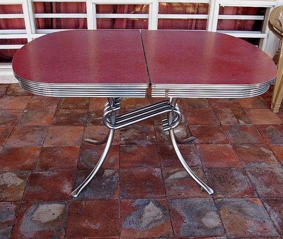 Find This Pin And More On Ensemble De Cuisine Table Et Chaises Vintage  Formica Kitchen.