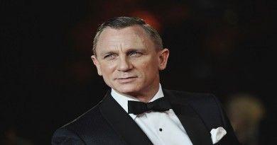 "Next Bond Series ""Spectre"" by Daniel Craig"