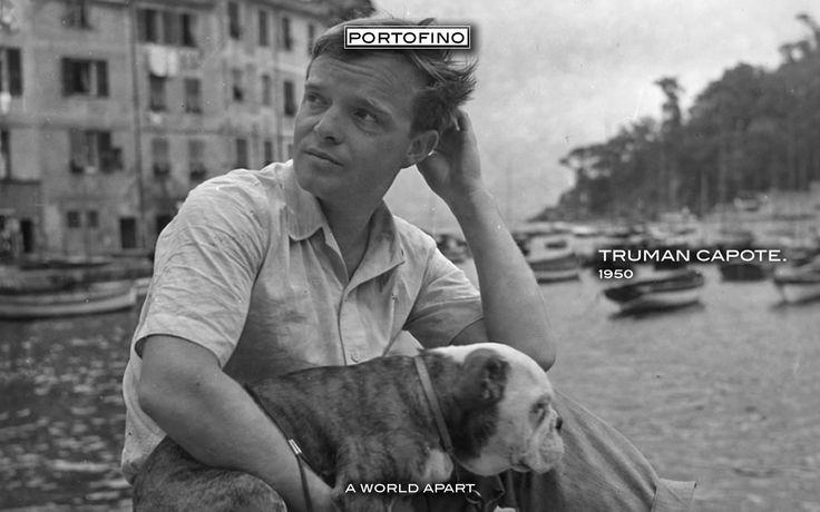 Portofino nel '53 ispirò Truman Capote | Portofino.it