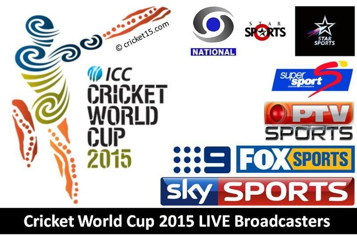 """Watch Free """"Cricket World Cup 2015"""" Live Streaming On Mobile & PC"""