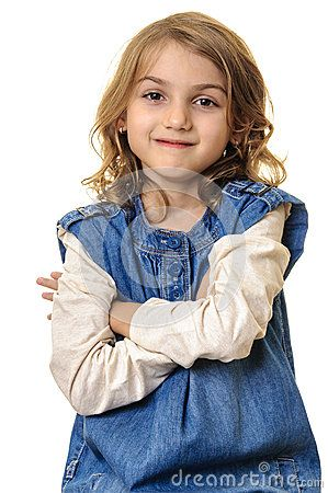 Download Smiling Confident Little Girl Portrait Stock Photo for free or as low as 0.69 lei. New users enjoy 60% OFF. 19,941,285 high-resolution stock photos and vector illustrations. Image: 35390540